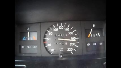 Опел Кадет 1.6i 190km/h