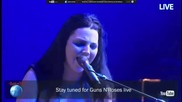 (now song 2011) Evanescence - My Heart Is Broken (live)