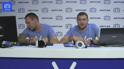 Квалификации за балканската лига - Интро