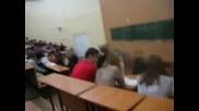 Руски Студент На Лекции