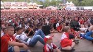 Разочарованието на швейцарските фенове