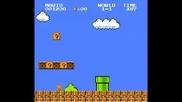 Дете Идиотче Играе Super Mario!