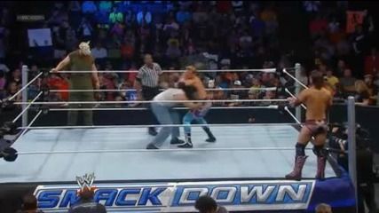 Wwe.friday.night.smackdown.2013. част 3