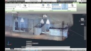 Autocad 2014 Tutorial- Reality Capture Walkthrough - Youtube