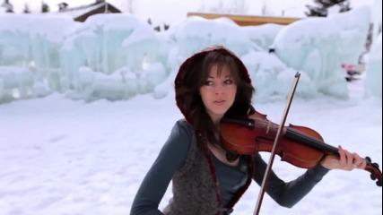 *dubstep* Lindsey Stirling - Crystallize ( Violin Original Song)