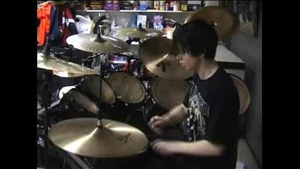 Slipknot Wait And Bleed (drums)