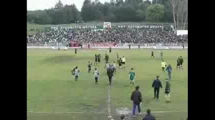 Влизането На Локомотив Мездра В А Група