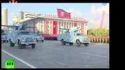 Военен парад в Кндр 2015