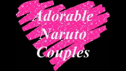 Adorable Naruto Couples
