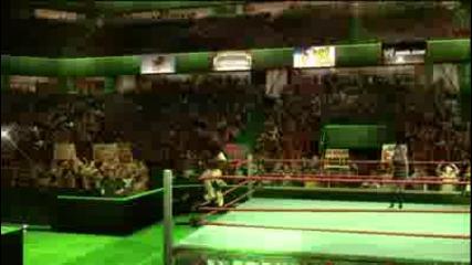 Wwe Smackdown vs Raw 2010 Kofi Kingston Entrance