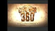 Гражданската война в С А Щ - еп.2 - Конфедерацията