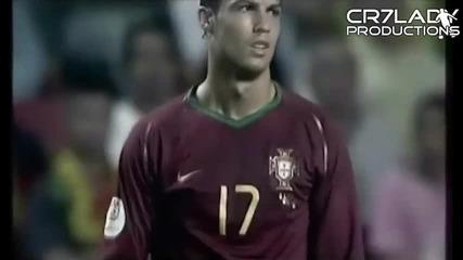 [new] Реклама на Найк с участието на Кристиано Роналдо - Just Do It