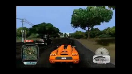 Test Drive Unlimited Compilation