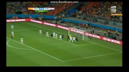 Испания 1:5 Холандия (бг аудио) мондиал 2014