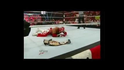 Wwe Raw 2011-rey Misterio New Wwe Champion