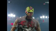 Rey Mysterio is Back! [ Wwe Raw; 16.7.12 ]