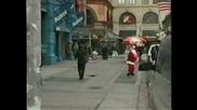 Дядо Коледа - Каратист