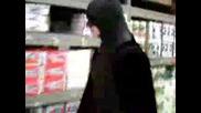 Batman Goes Shopping
