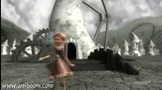 Часовниковата кула - Анимация
