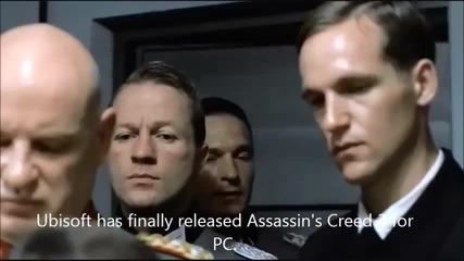 Мнението на Хитлер за Assassin's Creed 3 Pc