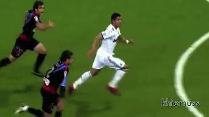 Cristiano Ronaldo - Pass Out 2010/2011