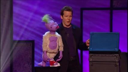 "Да контролираш хаоса "" Jeff Dunham and Peanut & Little Jeff"""