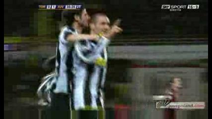 Торино 0:1 Ювентус - Киелини