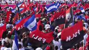 Nicaragua: Thousands support defiant Ortega on Sandinista revolution anniversary