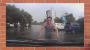 Епични руски изцепки на пътя