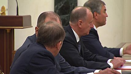 Russia: Putin holds Security Council meeting over deteriorating situation in Syria