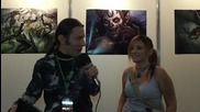 On! Fest 2013 Cosplay Interview - Lara Croft from Tomb Raider