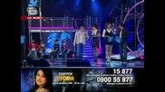 Music Idol 3 - Русина - Sleeping In My Car - Един вечен на Rixette, който спаси Русина Катърджи
