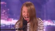 11 годишно - глас , талант
