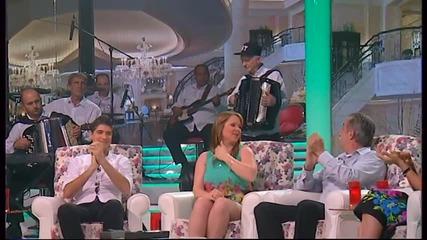 Orkestar Mise Mijatovica - Zilet kolo (LIVE) - HH - (TV Grand 03.07.2014.)