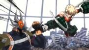 Boku no Hero Academia Ova 01