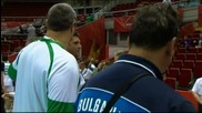 Вижте как приключи двубоят между България и Египет