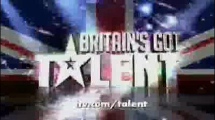 Sue Son - Britains Got Talent