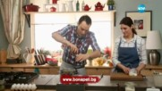 """Телешки език """"Магданозлия"""" - Бон Апети (27.03.2017)"""