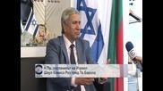 Посланикът на Израел: Голям оптимист съм за бъдещето на България