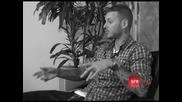 M. Pokora - interview Sfr Music 2010