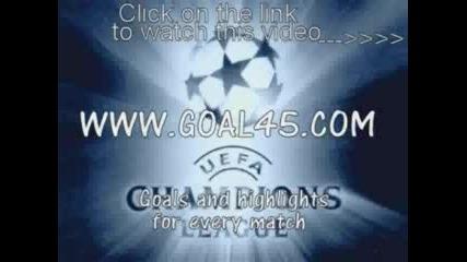 Bordeaux - Chelsea 1 - 1 Champions League 2009 Goals And Highl