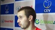 Георги Братоев: Опитах да се възползвам от дадения ми шанс