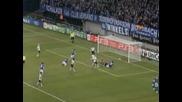 """""""Шалке"""" на четвъртфинал в Шампионската лига след обрат с 3:1 срещу """"Валенсия"""""""