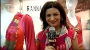 fashiontv Ftv.com - Maria Mogsolova Shooting Ranna Gill shop in New Delhi