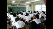 Една Малка Част От Училищният Живот В Една Японска Гимназия
