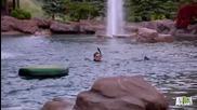 Басейн направен като увеселителен парк за 2 милиона долара - има водопади, река и тунел за гмуркане