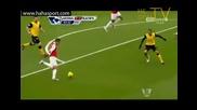 Голът на Анри срещу Блекбърн за 7:1