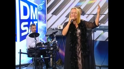 Vesna Zmijanac - Kraljica tuge - (LIVE) - Sto da ne - (TvDmSat 2009)