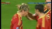 New Zealand 0 - 3 Spain Torres