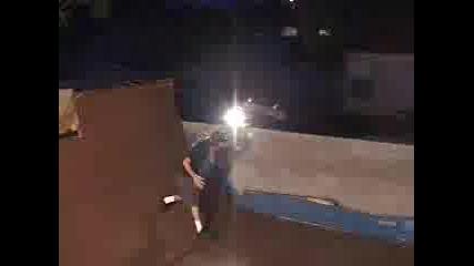 Skateboarding - Рискът На Професията